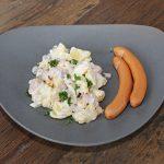 Ärpelschlaat: Rheinischer Kartoffelsalat