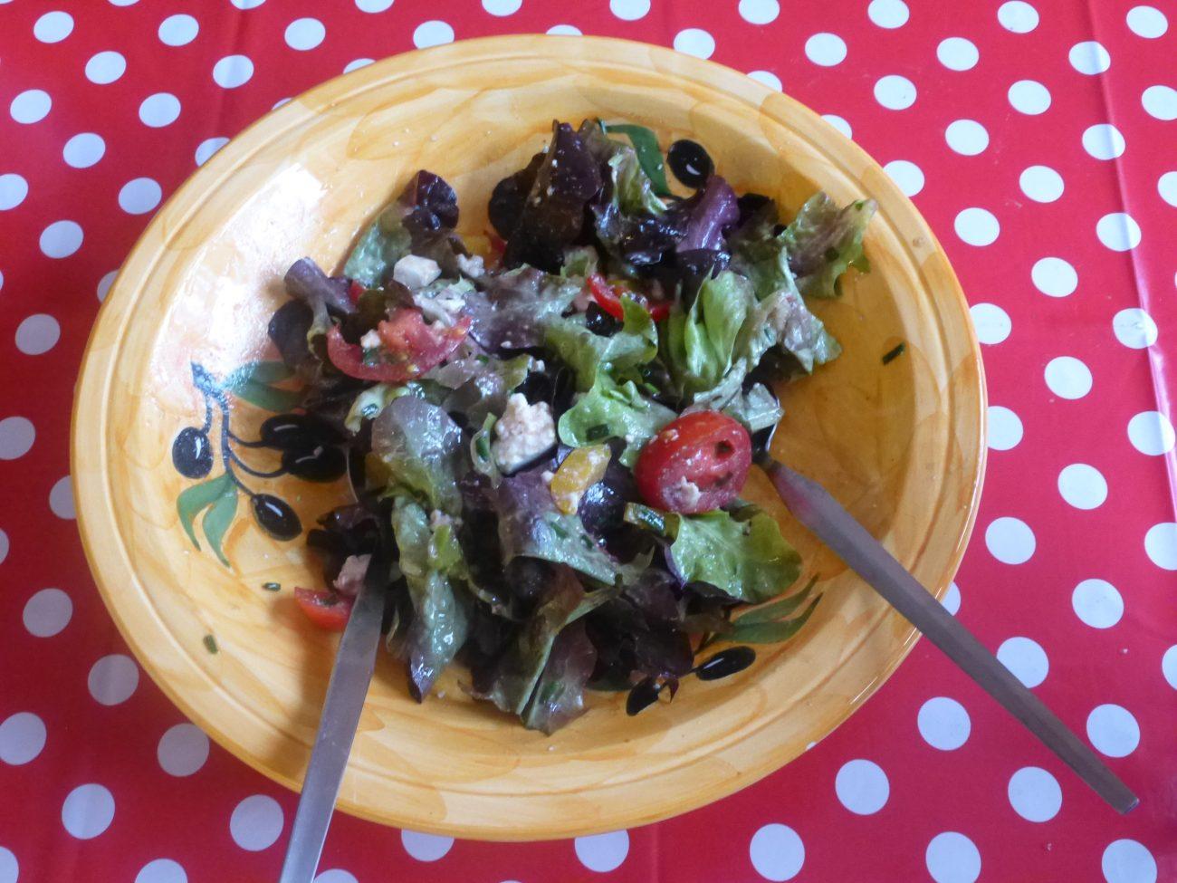 Salatdressing mit Monschauer Senf