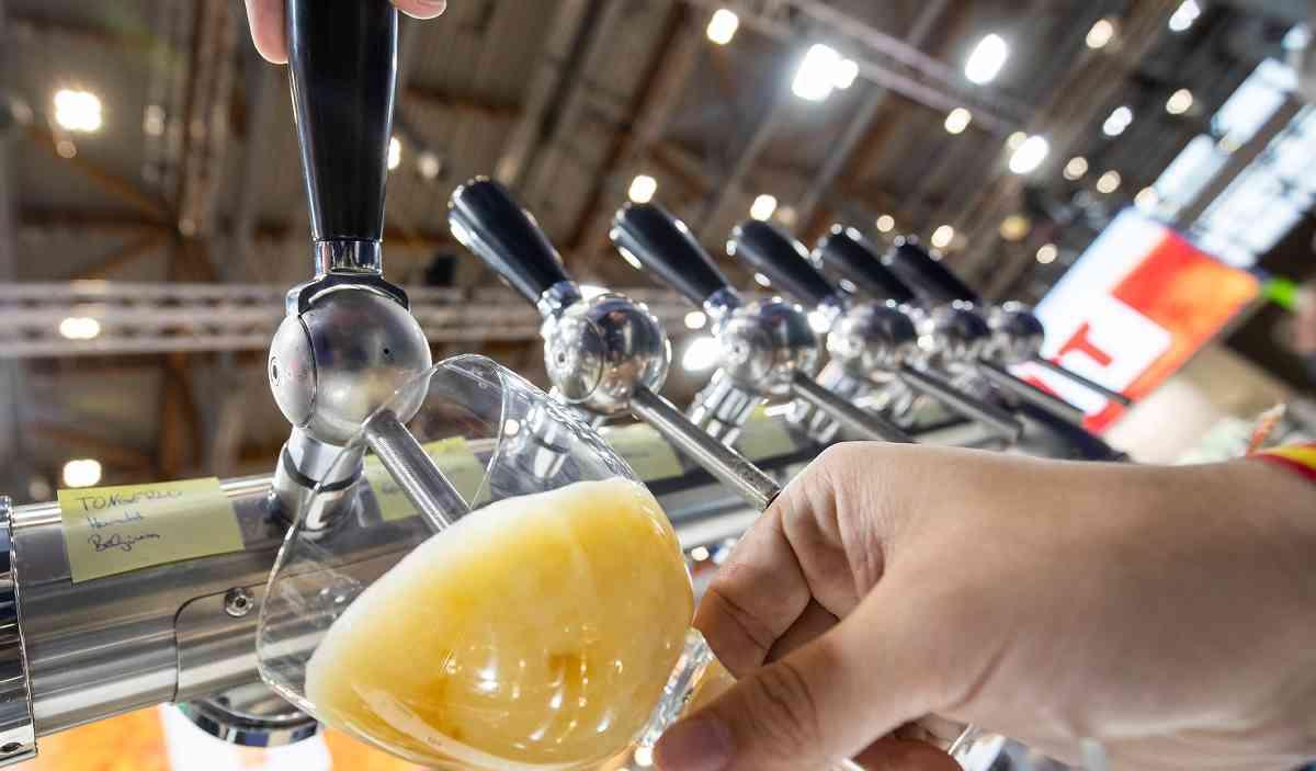 Belgisches Bier ist ein Universalgenie