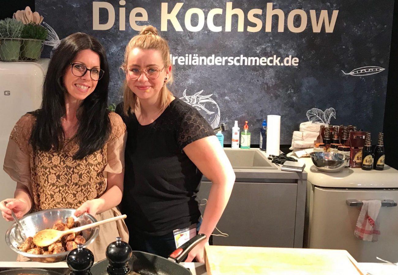 Katja und Anke kochen für euch!