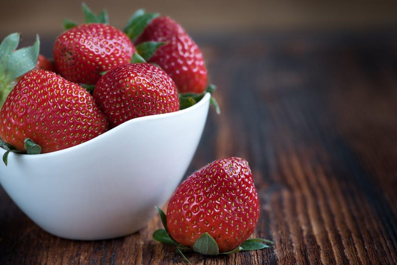 Jetzt ist Erdbeer-Zeit