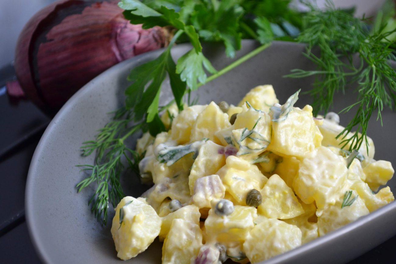 Resi Oheims Kartoffelsalat