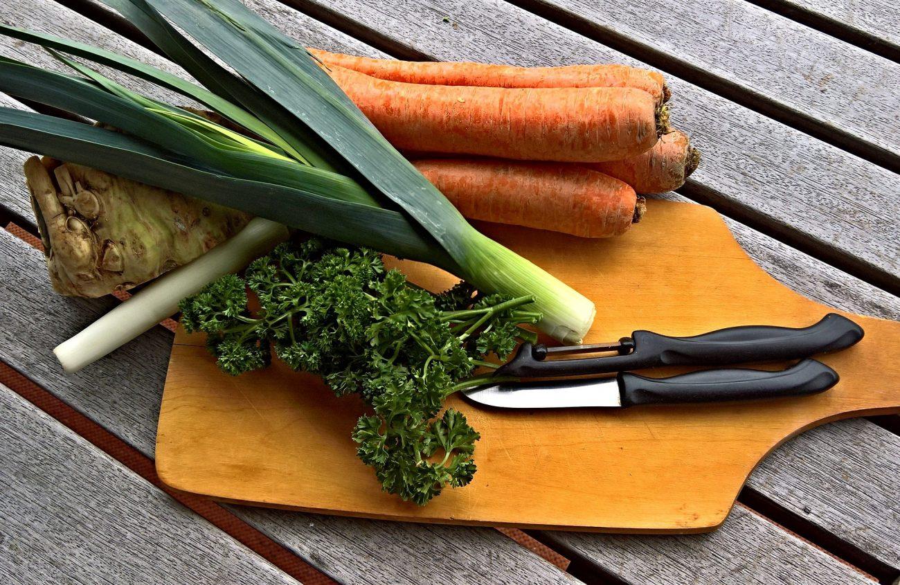 Gemüsepaste selber machen