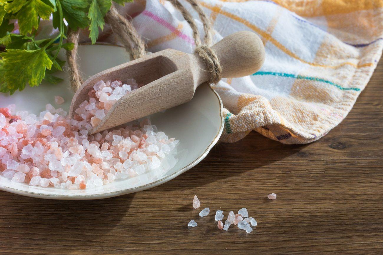 Unser wichtigstes Gewürz: Salz
