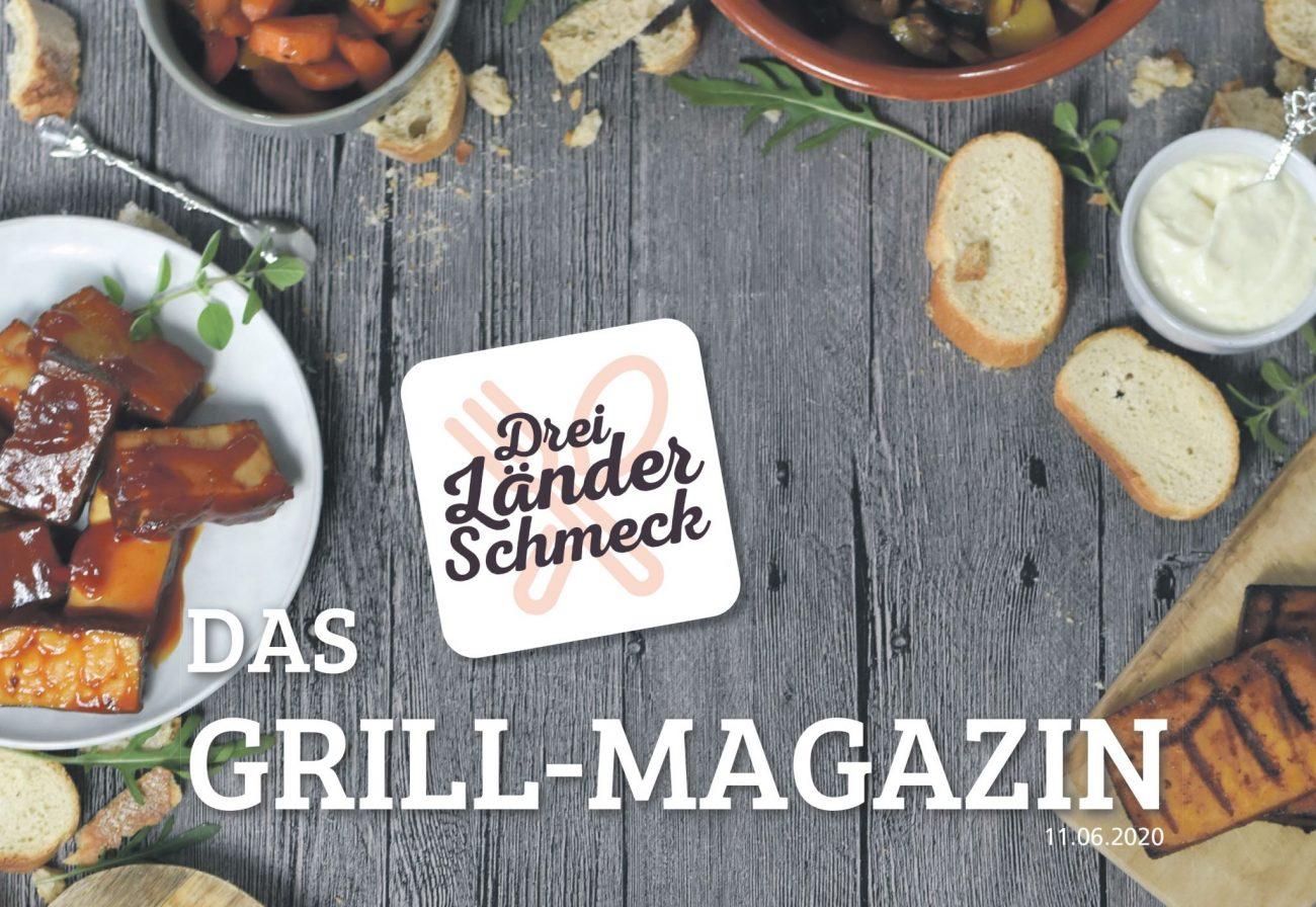 Unser neues Grill-Magazin ist da!