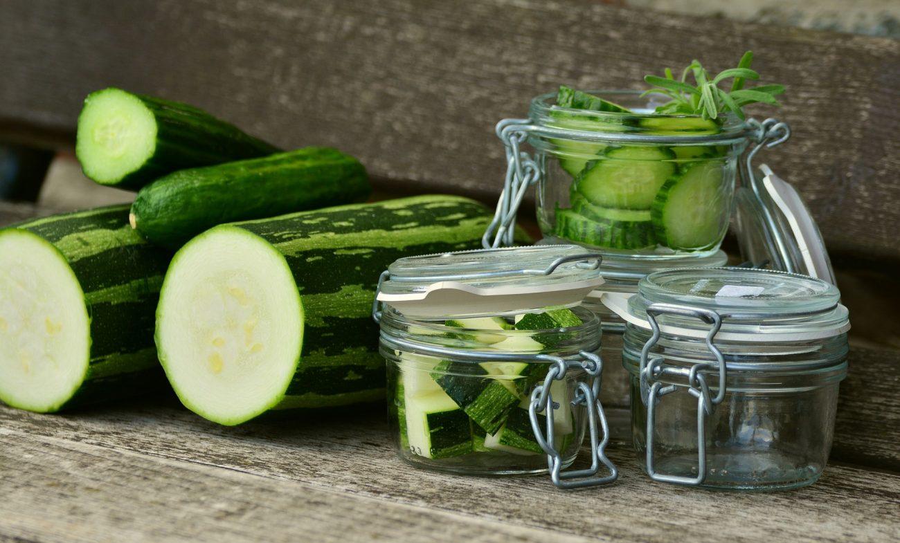 Zucchini sind vielseitig und schmecken sogar süß