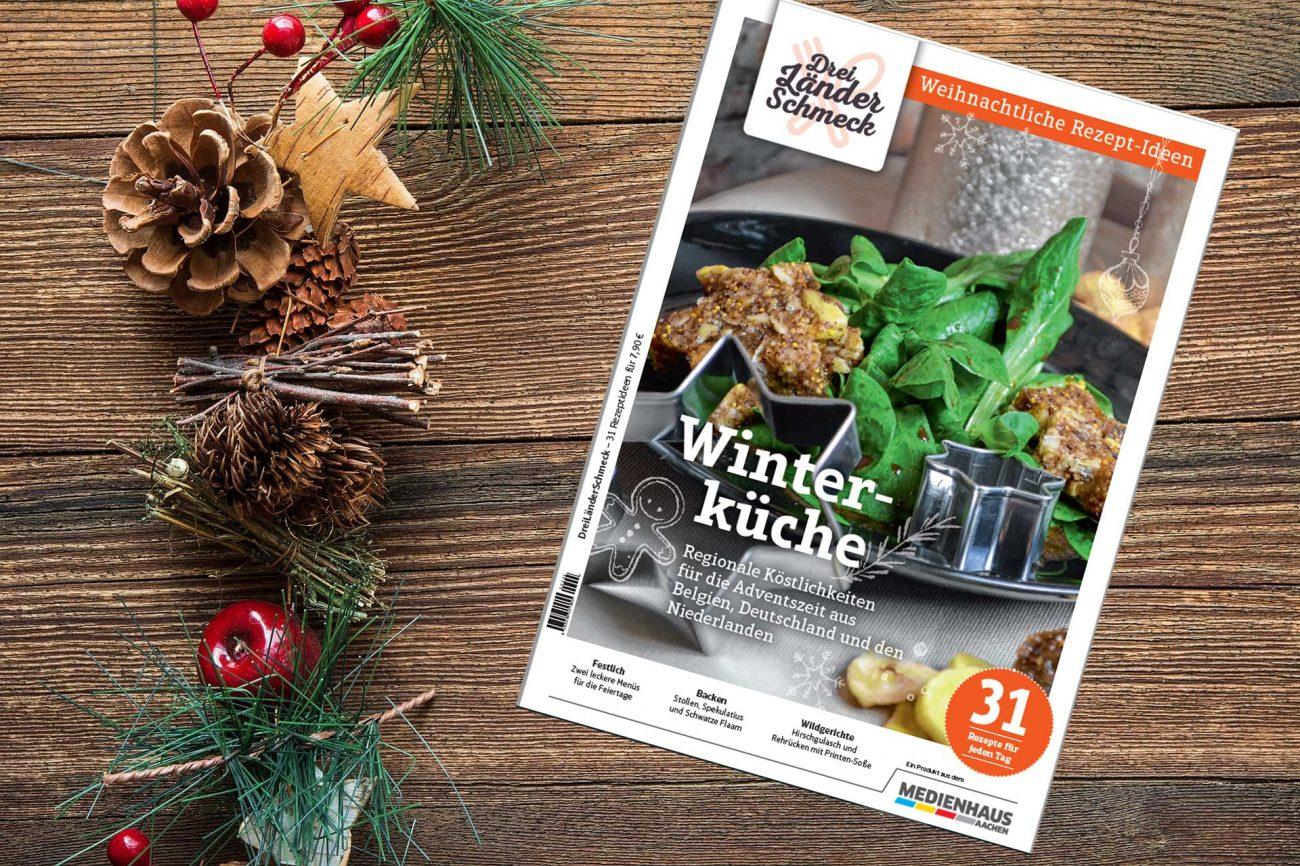 Winterküche: Kochen und Backen im Advent